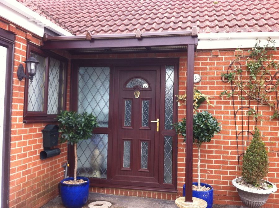 & Window Repair Services - Door Canopies
